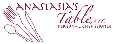 logo of Anastasia's Table, LLC