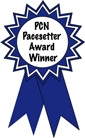 May 2005 PCN Pacesetter Award Logo